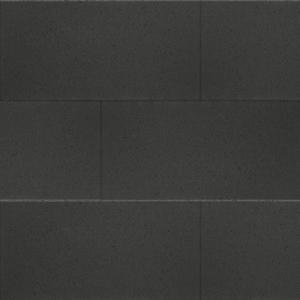 60Plus Soft Comfort 50x100x4 cm Nero
