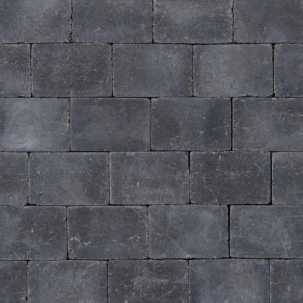 Abbeystones 20x30x6cm Nero