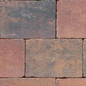 Abbeystones 20x30x6cm Zomerbont