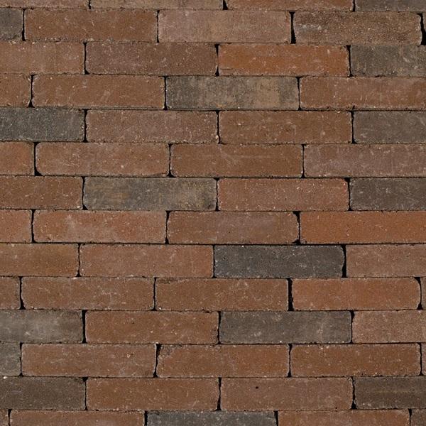 Abbeystones 20x5x7cm gesmoord bruin