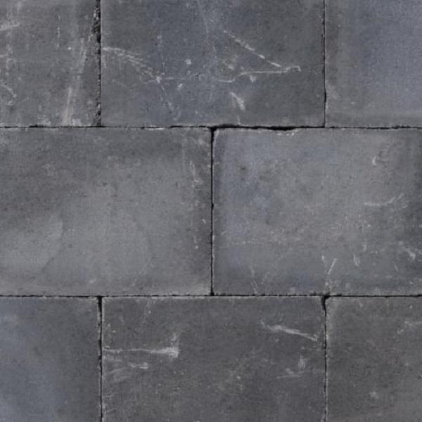 Abbeystones 30x40x6cm Nero