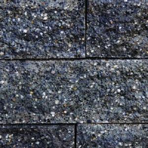 Granibiels 15x15x60 cm nero