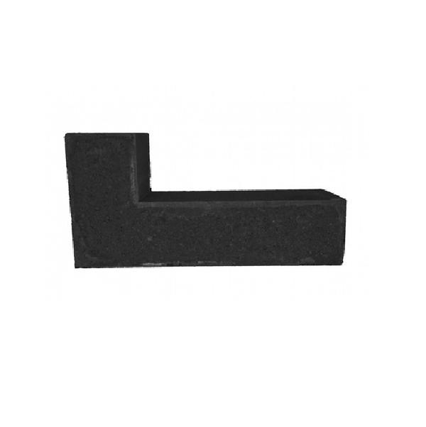Linia hoek 60x30x15 cm nero Excellence