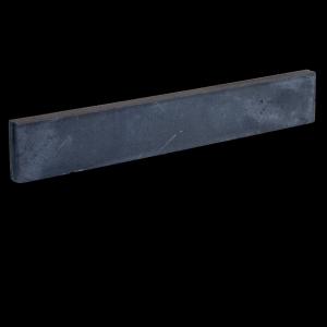 Opsluitband 6x15x100 zwart