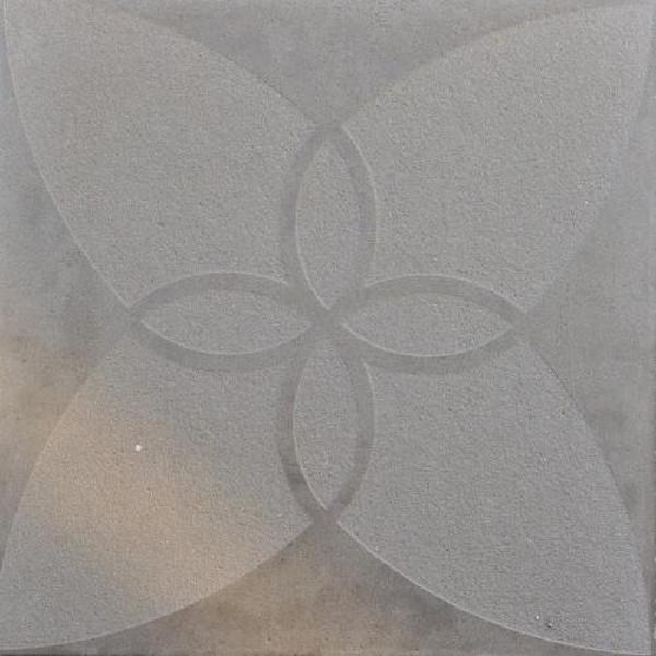 Optimum Decora Silver Iris 60x60