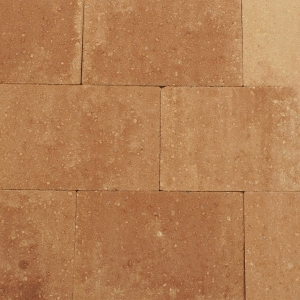 Terrassteen+ 20x30x4 cm Marrone