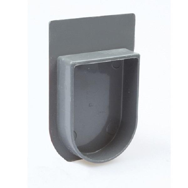 Ultradrain sluitstuk Silver