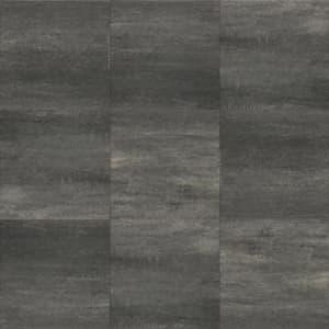 60plus soft comfort grijs/zwart 50x50x4 cm